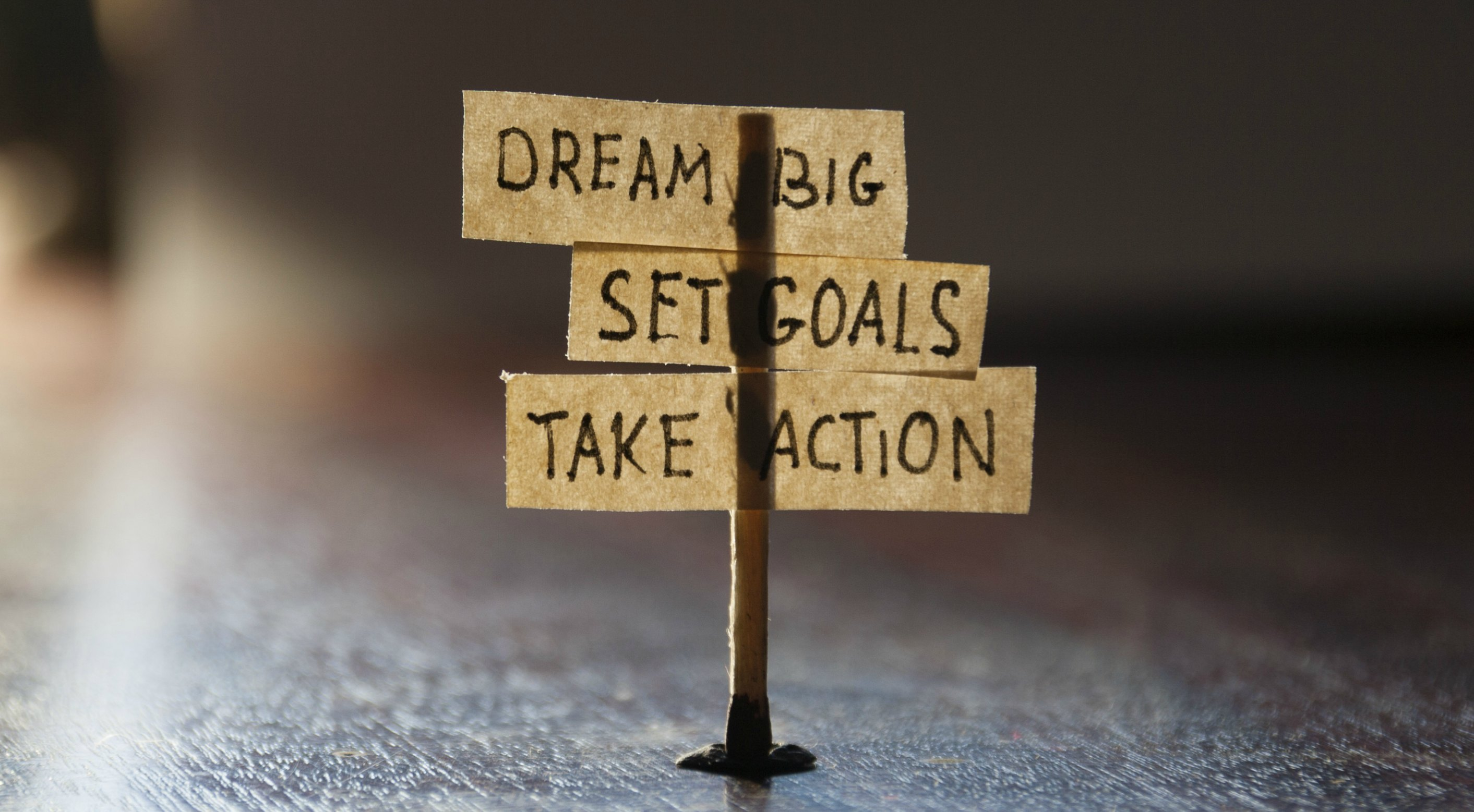 how to create an action plan and achieve your goals