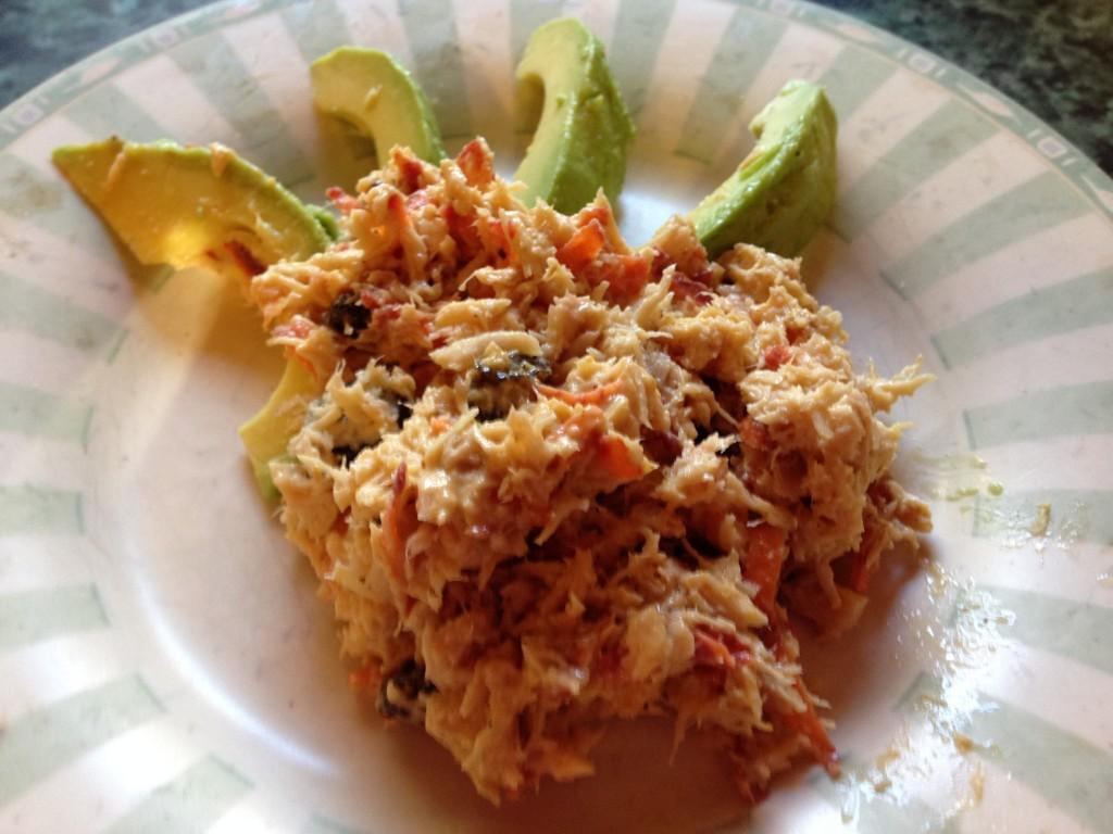 BGW - Curried Tuna