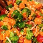 Sw Potato Broccoli Salad